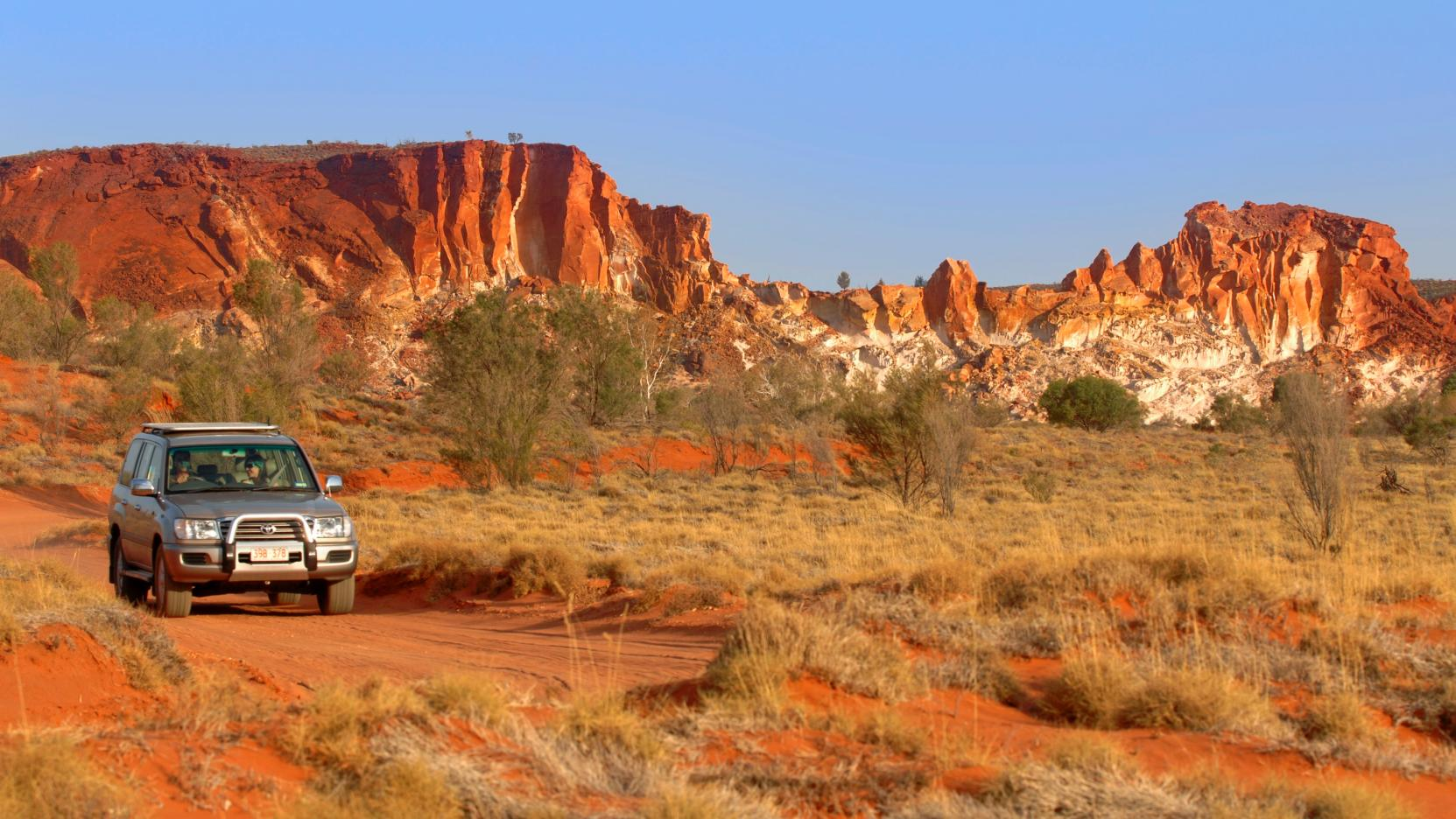 6 Tips For Outback Tra...
